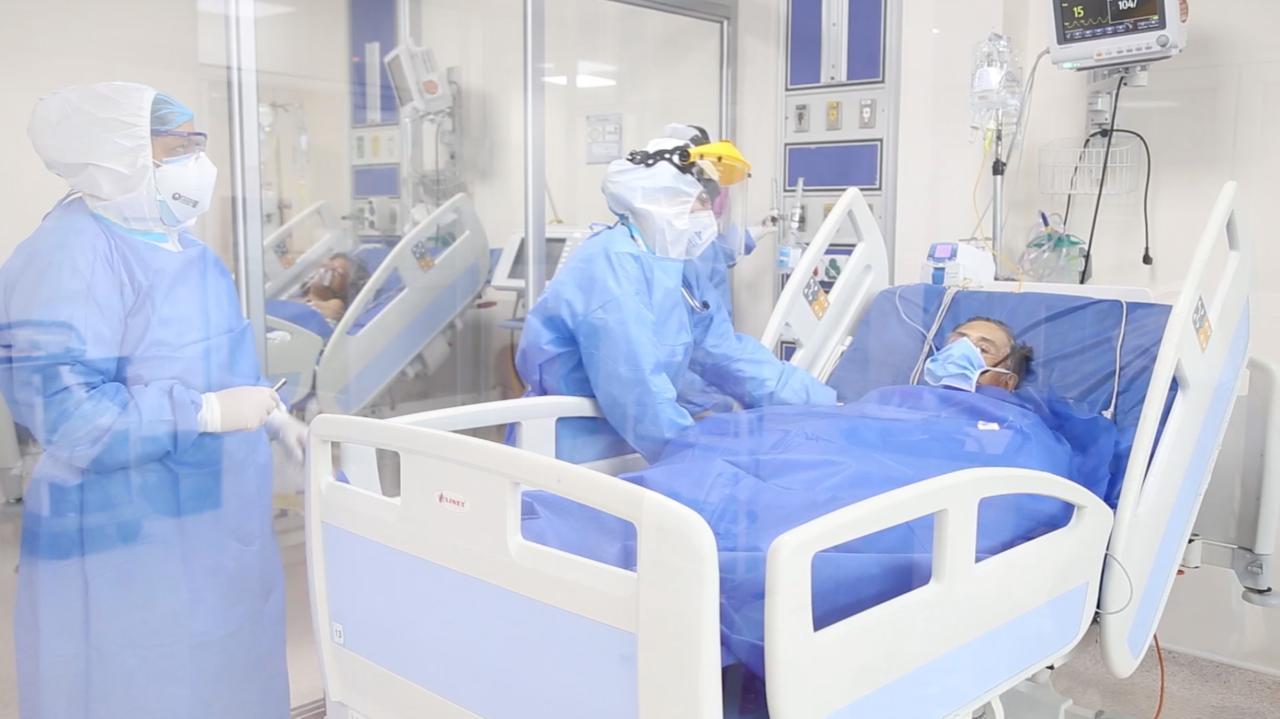 HTMC repotencia UCI para atención de pacientes con COVID-19